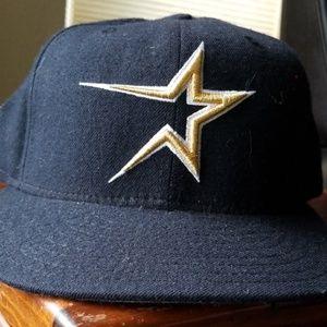 Houston Astros MLB hat